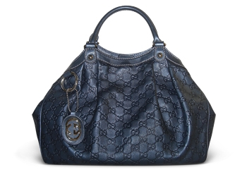 Gucci Sukey Medium Blue Buy Layaway Rent Borrow Luxury Pre Owned Authentic Designer Handbags