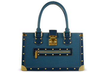 Louis Vuitton Suhali Le Fabuleux Blue