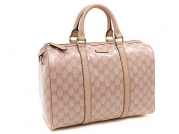 Gucci Crystal Joy Boston Medium Pink