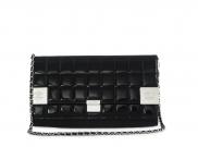 Chanel Classic Flap Medium Black Patent