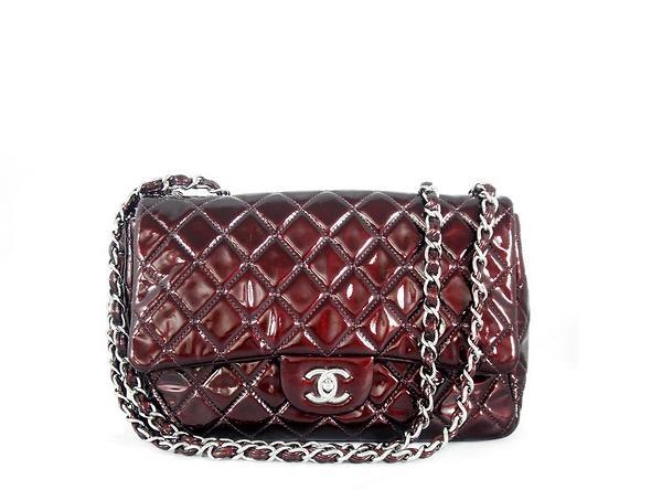 a32b8f6700fd Chanel Jumbo Classic Flap Patent Bordeaux Buy, layaway, rent borrow ...