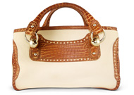 Celine Croco Embossed Boogie Limited Edition